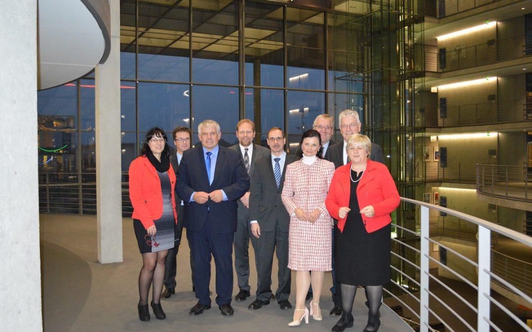 Fachgespräch zu Obst und Gemüse mit der Bundestagsagrarausschussvorsitzenden Gitta Connemann