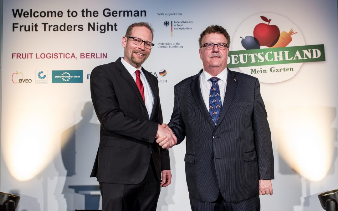 11. German Fruit Traders Night 2019