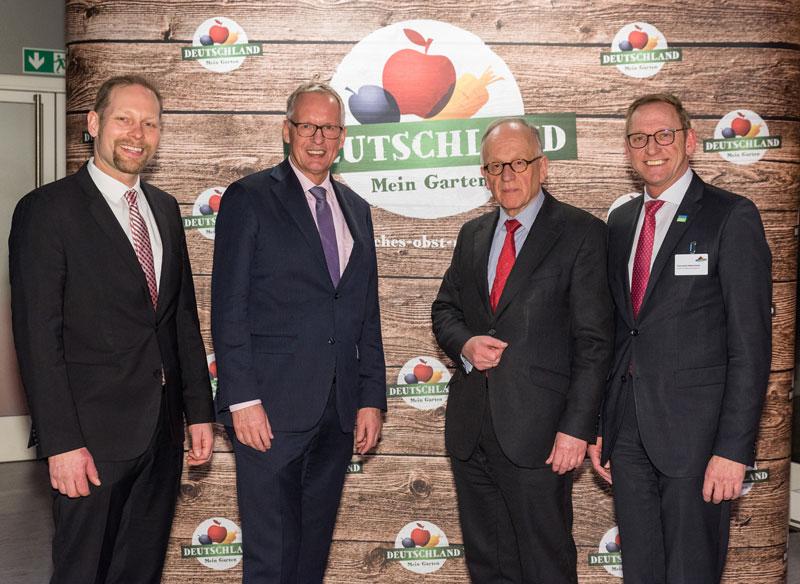 10. German Fruit Traders Night 2018: Staatssekretär Dr. Aeikens würdigt das Engagement der deutschen Obst- und Gemüsewirtschaft