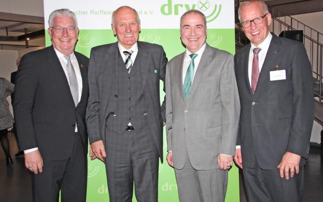DRV-Fachtagung für Obst- und Gemüsegenossenschaften in Münster