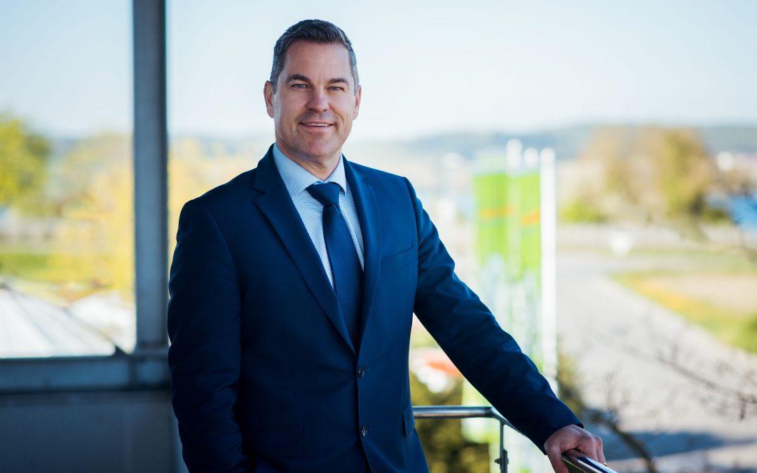 Johannes Bliestle zum neuen Vorsitzenden gewählt