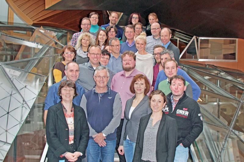 "Workshop Qualitätsmanager der Erzeugerorganisationen"""