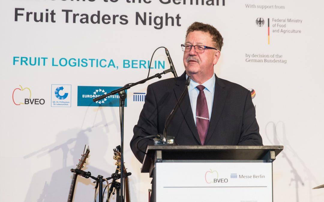 Fruit Logistica 2020: Die Obst- und Gemüsebranche trifft sich auf der  12. German Fruit Traders Night